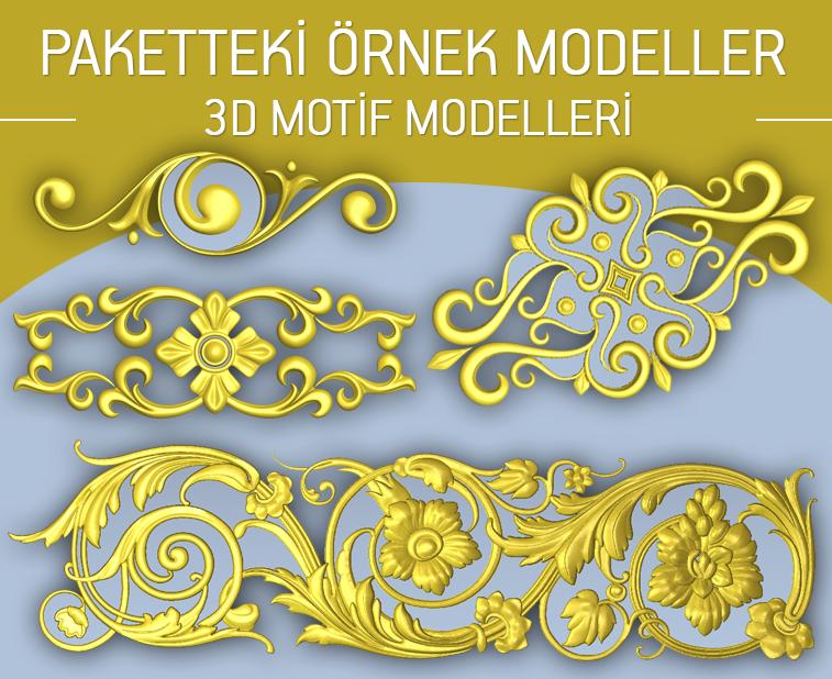 3d-motif-modelleri